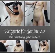 Reitgerte für Janine 2.0 – Die Erziehung geht weiter!