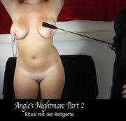 Angie's Nightmare Part 2 – Ritual mit der Reitgerte