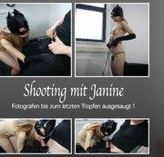 Shooting mit Janine – Fotografen bis zum letzten Tropfen ausgesaugt!