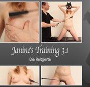 Janine's Training 3.1 - Die Reitgerte