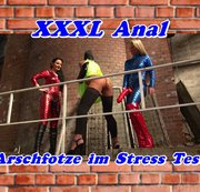 XXXL Anal - Arschfotze im Stress Test