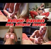 Multipler Orgasmus - mein heftigster Cumshot
