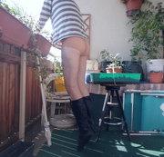 Meine ersten Gehversuche mit Fetisch - Heels ohne Ansatz
