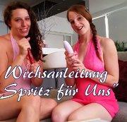Wichsanleitung - Spritz für Uns!!!